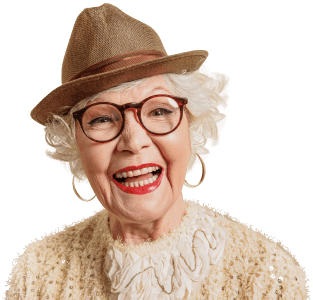 75 års present farmor