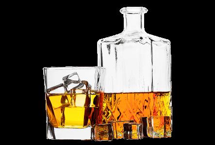 Presenter till den som gillar whisky
