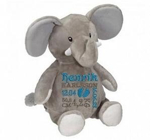 Gosedjur elefant