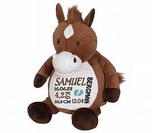Gosedjur häst