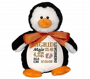 Gosedjur pingvin