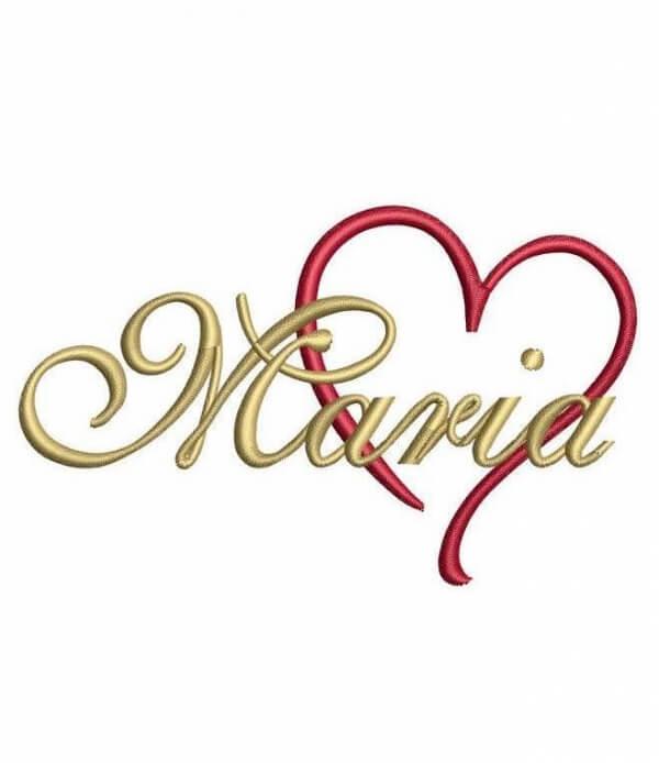 Maria hjärta badrock