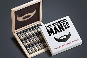24 väldoftande skäggoljor