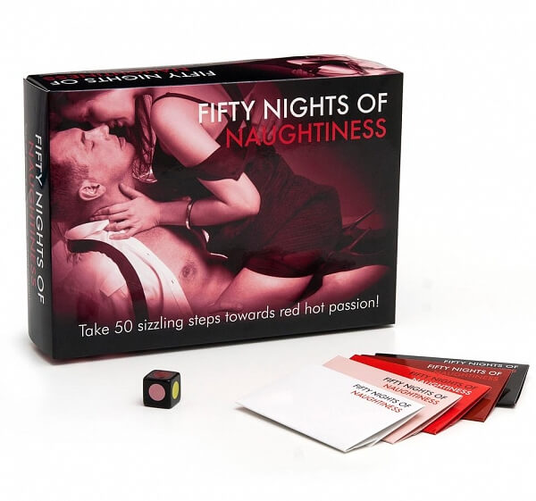 50 Nights of Naughtiness