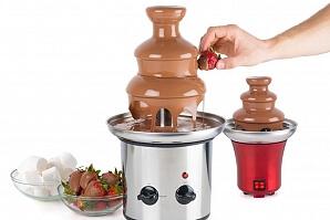 Chokladfontän - för oförglömliga fester