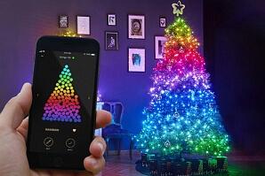 Julgransbelysning app