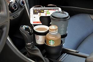 Mugghållare för bilen