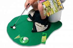 Toilet Golf - Putträning på toaletten