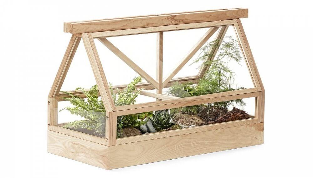Växthus för inomhusbruk