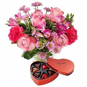 Blommor kärlek
