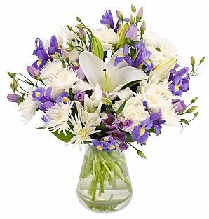 Blommor till honom