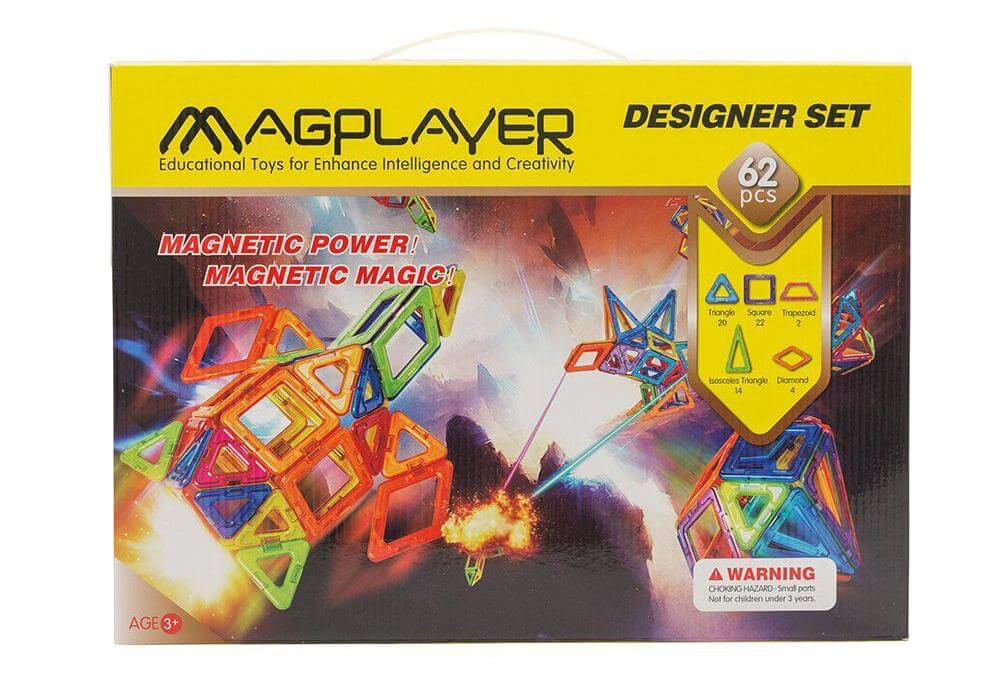 Magplayer magneter