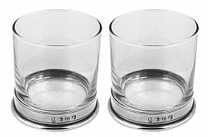 2 pack glas tenn