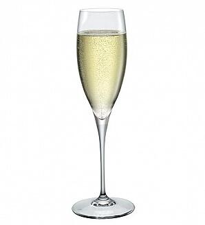 Champagneglas Bormiolo Rocco