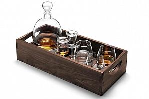 Exklusivt whiskyset