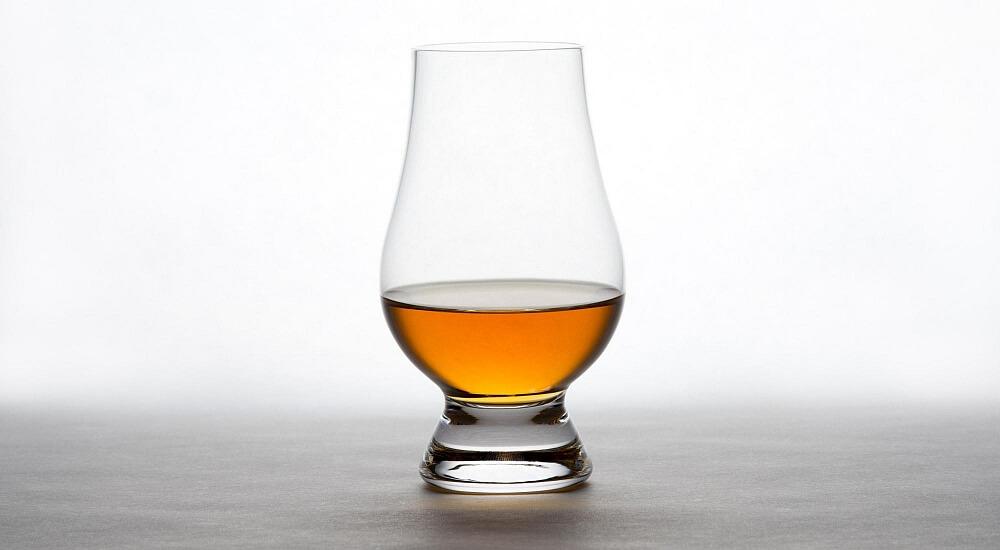 Whiskyprovarglas som kan graveras
