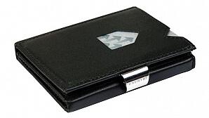 Kortplånbok med gravyr