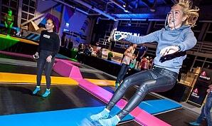 Bounce Adrenaline Park hopp
