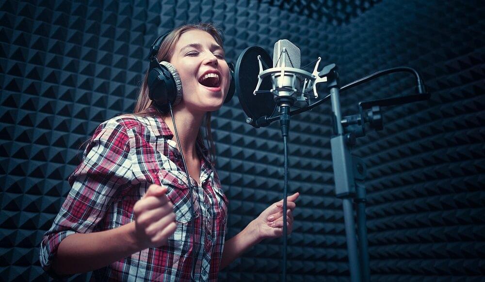 Lär dig sjunga med sångpedagog