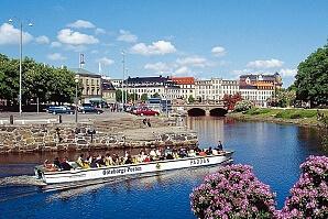 Göteborg sightseeing
