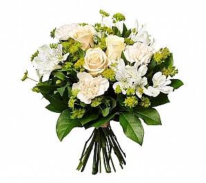 Grattis bukett blommor