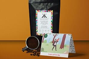 Spännande kaffe direkt hem i brevlådan