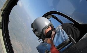 Akrobatflyg - en omtumlande flygupplevelse