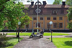 Golfweekend Söderfors herrgård