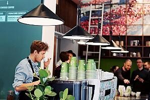 Kaffeprovning i Stockholm