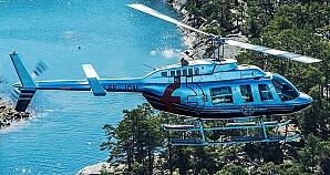 Stockholms skärgård helikopter