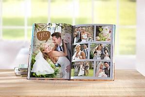 Fotobok bröllop