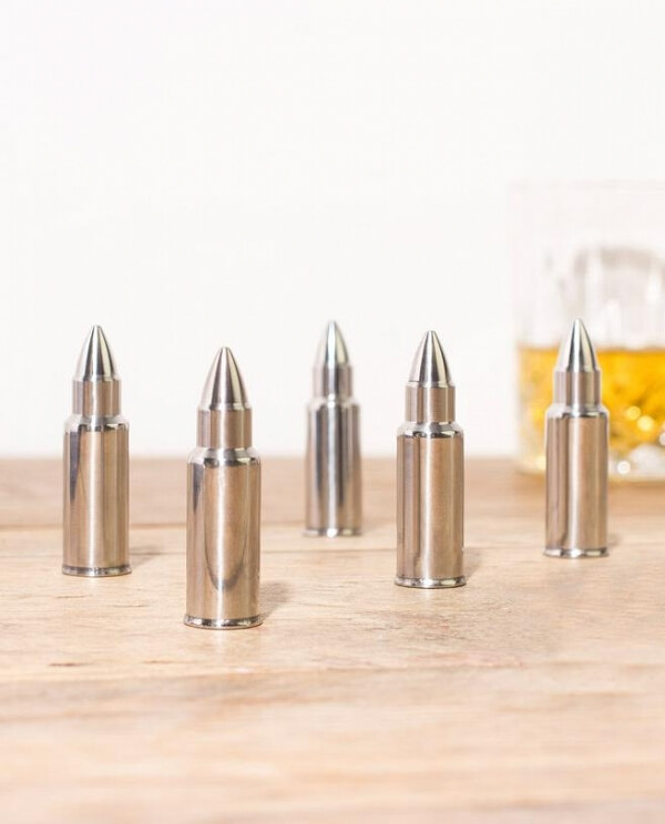Whisky bullets