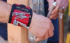 Magnetarmband för hemmafixare