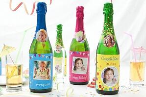 Flasketiketter till barn