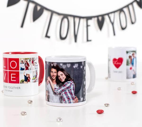Kärleksmuggar med foto