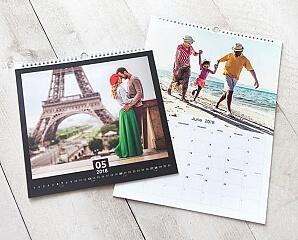 Klassisk fotokalender