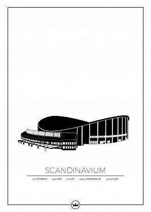 Scandinavium poster