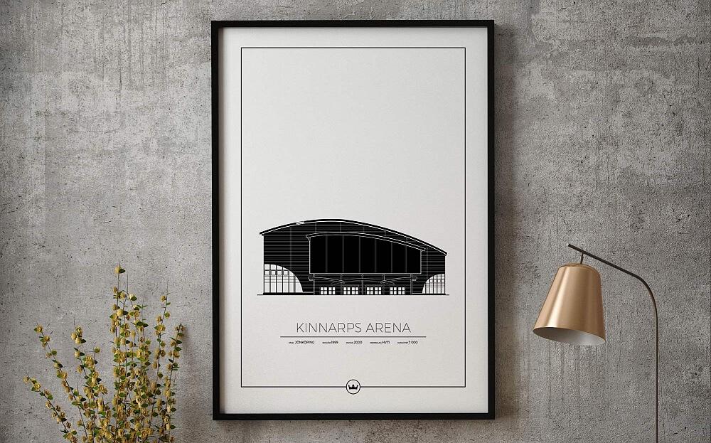 Tavla Kinnarps Arena