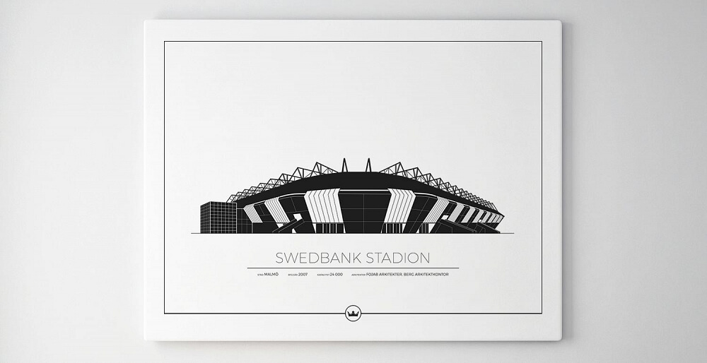 Tavla på Swedbank Stadion