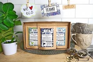 Presentbox med spännande te