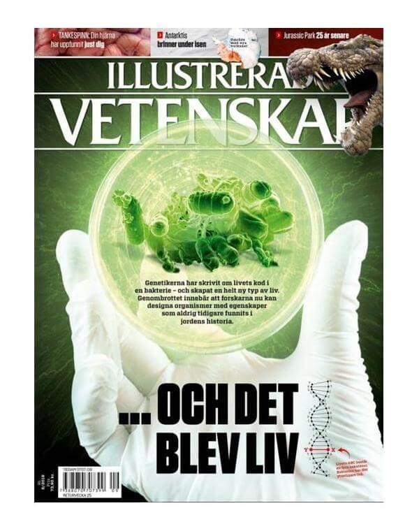 Illustrerad Vetenskap tidning