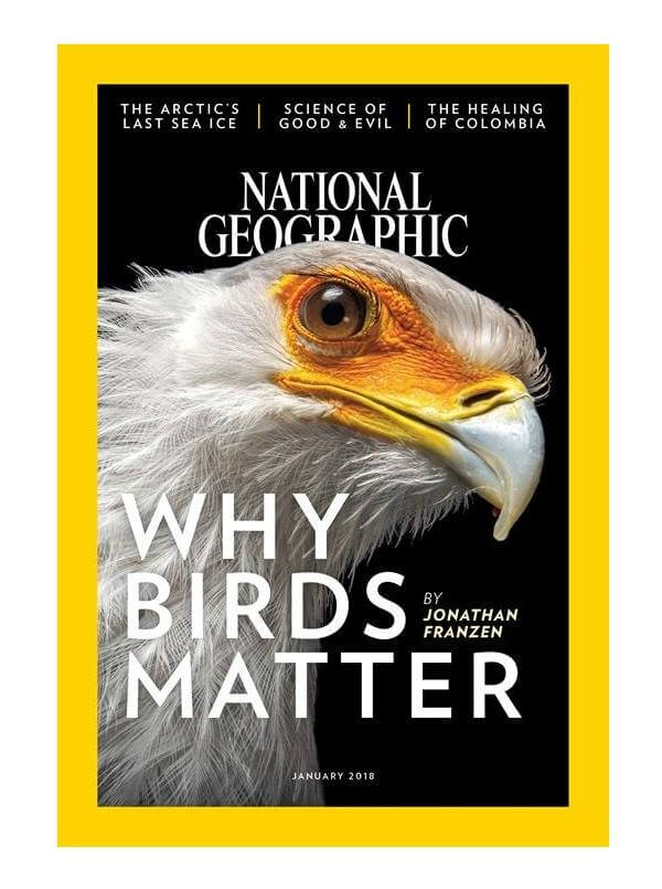 National Geographic tidning