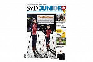 SVD Junior tidning