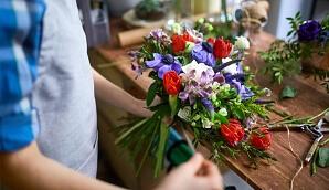 Gå en blomsterkurs