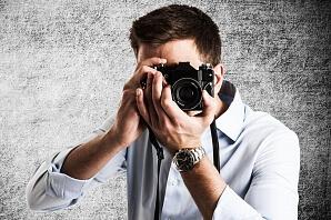 Grundkurs online i fotografering