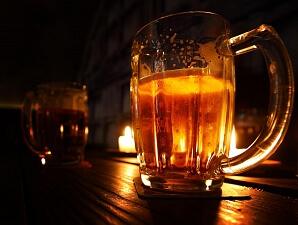 Ölprovning i mörker