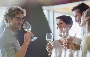 Vinprovning Riedel