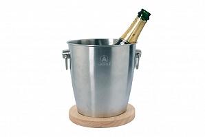 Festliga vin- och champagnekylare